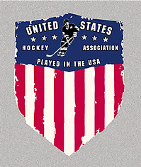 Hooded Hockey Sweatshirt: USA Hockey