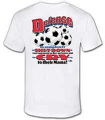 Pure Sport Soccer T-Shirt: Defense