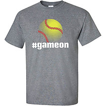 Softball T-Shirt: Game On