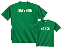 Custom Dance T-Shirt