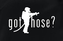 Firefighter T-Shirt: Got Hose?