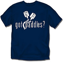 EMS T-Shirt: Got Paddles?