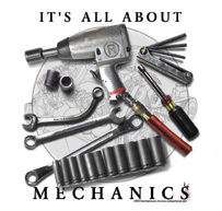 Mechanics T-Shirt: All About Mechanics