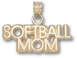 Softball Mom Charm / Pendant