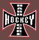 Pure Sport Hooded Hockey Sweatshirt: Hardcore Hockey